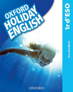 (CAT).(19).HOLIDAY ENGLISH 1R ESO (3RD.REVISED EDI