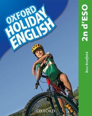 (CAT).(19).HOLIDAY ENGLISH 2N ESO (3RD.REVISED EDI