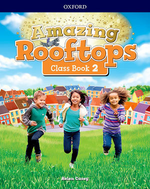 AMAZING ROOFTOPS 2. CLASS BOOK