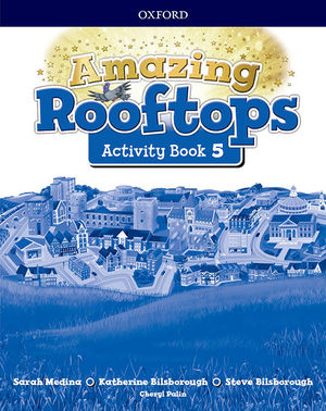 AMAZING ROOFTOPS 5. ACTIVITY BOOK PACK