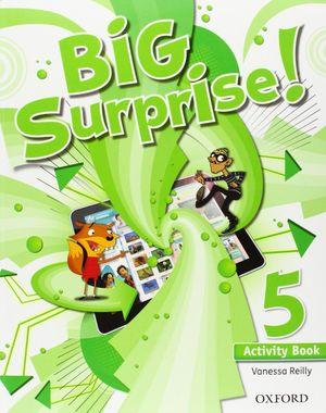 BIG SURPRISE 5 ATIVITY