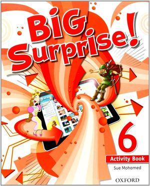 BIG SURPRISE 6 ACTIVITY