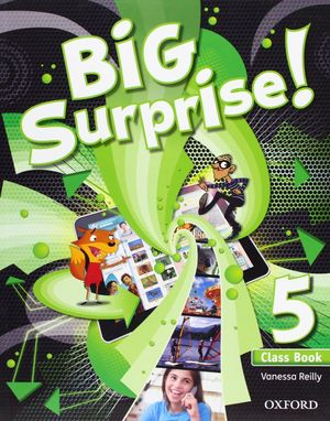 BIG SURPRISE 5 CB