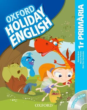 HOLIDAY ENGLISH 1 PRIMARIA