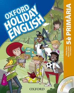 HOLIDAY ENGLIS 5 PRIMARIA