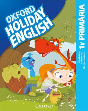 (CAT).(19).HOLIDAY ENGLISH 1R PRIM.(3RD.REVISED ED