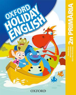 (CAT).(19).HOLIDAY ENGLISH 2N PRIM.(3RD.REVISED ED