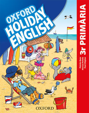 (CAT).(19).HOLIDAY ENGLISH 3R PRIM.(3RD.REVISED ED