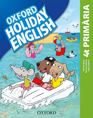(CAT).(19).HOLIDAY ENGLISH 4T PRIM.(3RD.REVISED ED