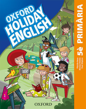 (CAT).(19).HOLIDAY ENGLISH 5E PRIM.(3RD.REVISED ED