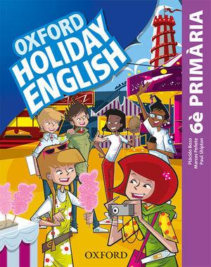 (CAT).(19).HOLIDAY ENGLISH 6E PRIM.(3RD.REVISED ED