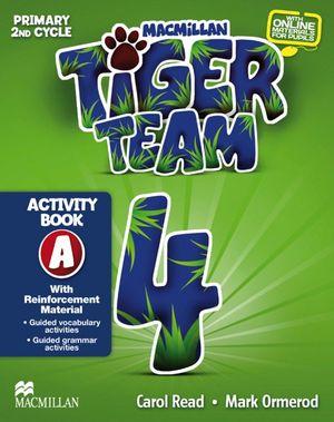 TIGER TEAM 4EP ACTIVITY