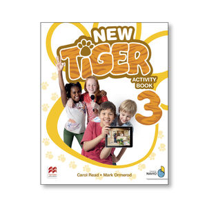 TIGER 3 EJER+EBOOK NEW