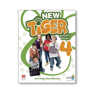 TIGER 4 EJER+EBOOK NEW