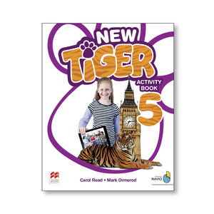 TIGER 5 EJER+EBOOK NEW