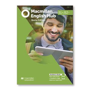 MAC ENGLISH HUB B1+ SB PK