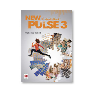 NEW PULSE 3 STUDENT BOOK PK 2019