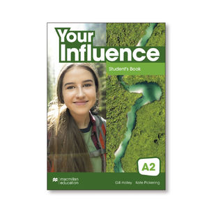 YOUR INFLUENCE A2 STUDENT'S BOOK PACK