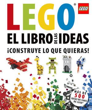LEGO LIBRO DE LAS IDEAS