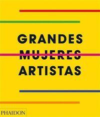 GRANDES MUJERES ARTISTAS