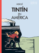 TINTIN EN AMERICA (VERSION ORIGINAL 1932)