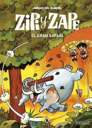 MAGOS DEL HUMOR ZIPI Y ZAPE 18.GRAN SAFA