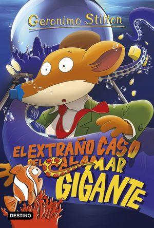 GS31N. EL EXTRAÑO CASO DEL CALAMAR GIGANTE