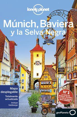 MUNICH, BAVIERA Y LA SELVA NEGRA 2019