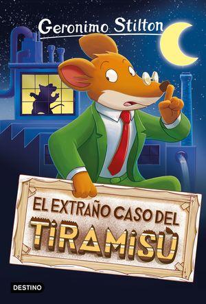 EL EXTRAÑO CASO DEL TIRAMISU