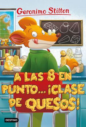 A LAS OCHO EN PUNTO...CLASE DE QUESOS!