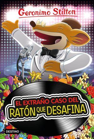 EL EXTRAÑO CASO DEL RATÓN QUE DESAFINA