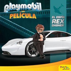 EL ESPÍA REX DASHER