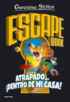 ESCAPE BOOK. ATRAPADO... DENTRO DE MI CASA!