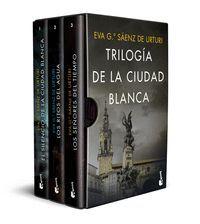 ESTUCHE TRILOGA DE LA CIUDAD BLANCA
