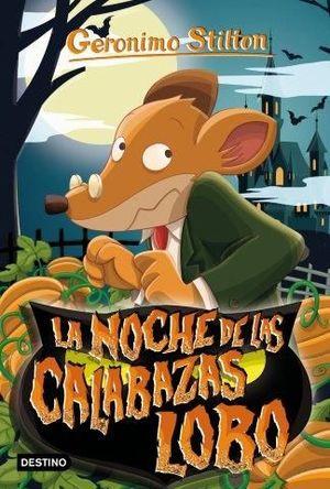 LA NOCHE DE LAS CALABAZAS LOBO