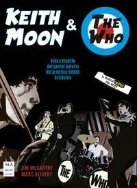KEITH MOON & THE WHO (COMIC)