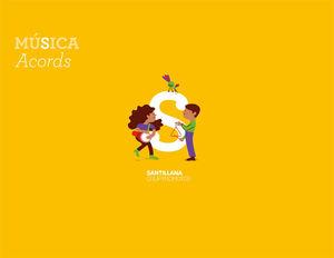 MUSICA ACORDS 3 PRIMARIA