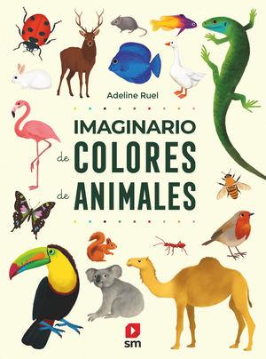 IMAGINARIO DE COLORES DE ANIMALES