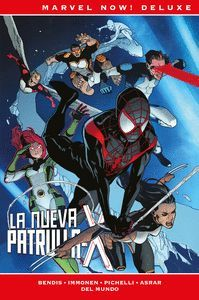 LA PATRULLA-X DE BRIAN MICHAEL BENDIS 06: (MARVEL NOW! DELUXE)