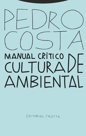 MANUAL CRITICO DE CULTURA AMBIENTAL