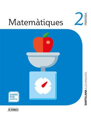 MATEMATIQUES 2PRIM BAL SHC ED20