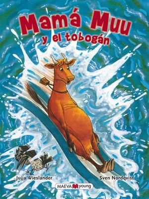 MAMA MUU Y EL TOBOGAN