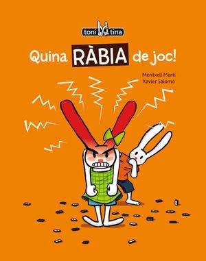 (CAT).2.QUINA RABIA DE JOC (TONI I TINA)