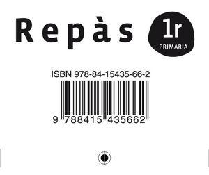 REPAS 1 PRIMARIA SANTILLANA