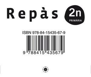 REPAS 2 PRIMARIA SANTILLANA