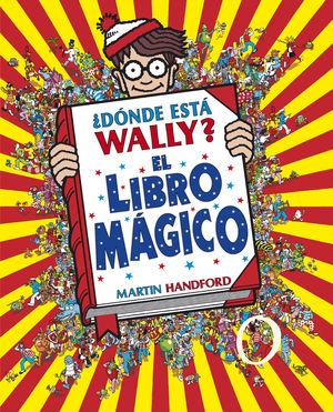 WALLY LIBRO MAGICO LUJO