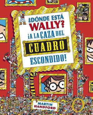 WALLY A LA CAZA DEL CUADRO ESCONDIDO