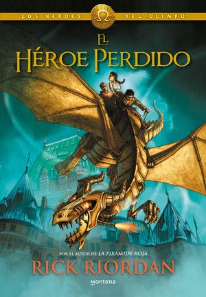 HEROES DEL OLIMPO 1: EL HEROE PERDIDO