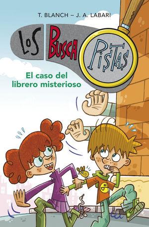 BUSCAPISTAS 2,LOS-EL CASO DEL LIBRERO MI
