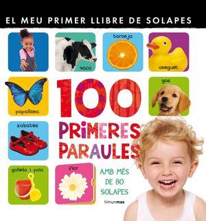(CAT).100 PRIMERES PARAULES.(LLIBRES SORPRESA)